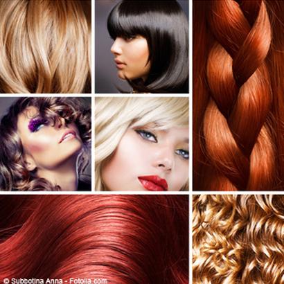 Haarfarbe zu braunen augen grün welche Welche Haarfarbe