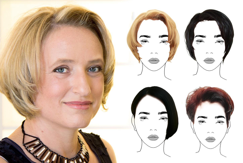 Styling-Tipps und Neuigkeiten zum Sastre HairstyleFinder - Welche Frisur passt zu mir? Test  Sastre